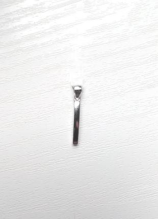 Подвеска, серебро 925 пробы
