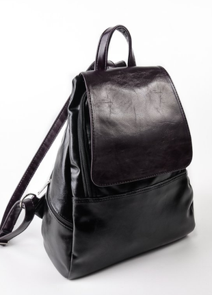 6fcaf5a4355c Женский рюкзак кожзам, цена - 380 грн, #4617054, купить по доступной ...