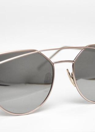 f9138612e9fe Металлические очки. зеркальные. золотистая оправа, цена - 300 грн ...