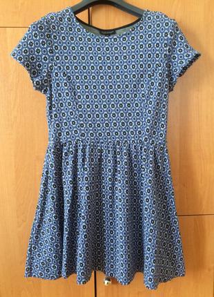 Стильне весняне плаття topshop