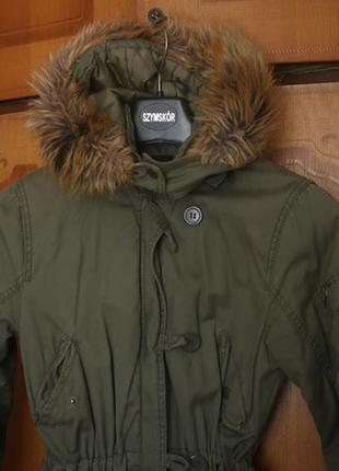 Куртка h&m. тепла зима,весна, осінь