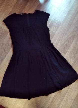 Вискозное платье 16размер