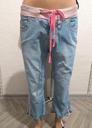 Джинсы, брюки, бриджи, стрейчевая ткань.