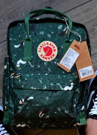 Акція! рюкзак сумка канкен kanken fjallraven classic 16l топ качество