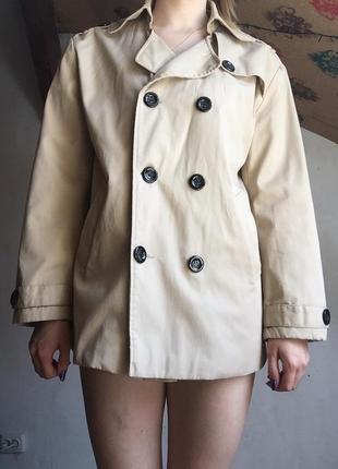 Плащ-куртка