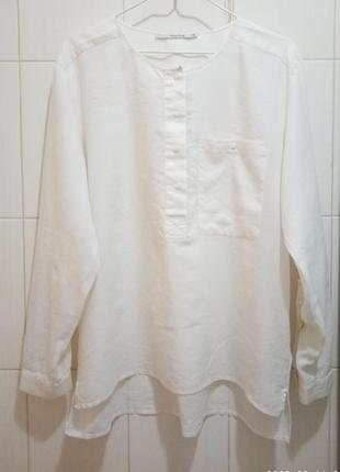 Inwear: тонкая блуза из хлопка и шелка