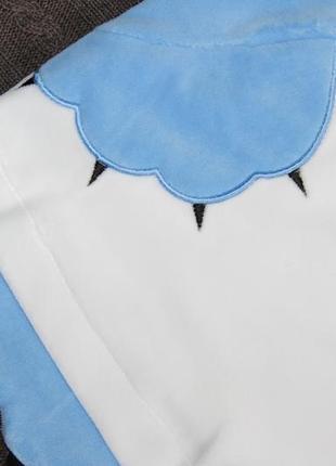 Сарафан на малышку, велюровое платье китти, детский сарафан малышке, дитяча сукня,5 фото