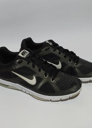 Nike training  air max оригинал, стильные кроссовки размер 37.5
