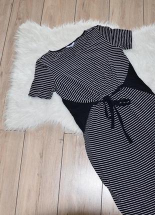Cтильное платье миди