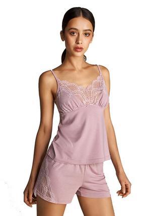 Женская пижама ellen. одежда для сна. одежда для дома.