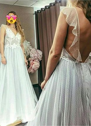 Свадебное платье, вечернее платье, выпускное платье