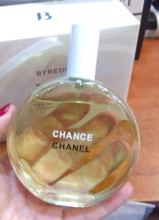 Tester chanel chance