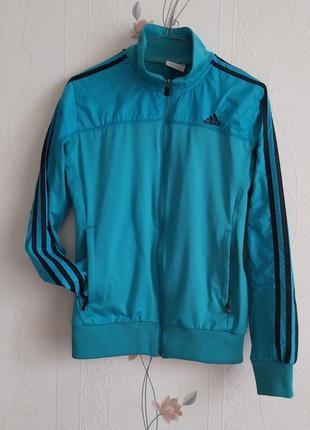 Спортивная куртка-ветровка адидас. оригинал