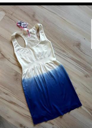 Спортивное платье хс,с