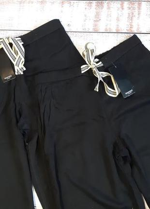 Стильные штаны, брюки от mango, оригинал, xs, s размеры6 фото