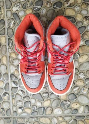 Брендові кросівки nike3 фото