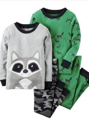 Пижама картерс 2t