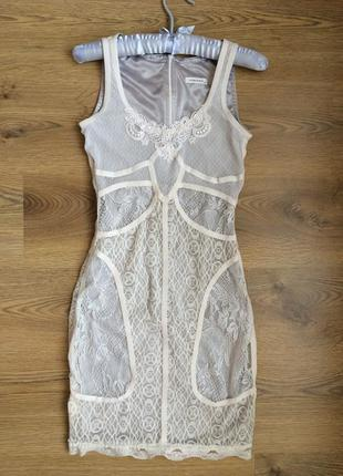 Платье ажурное lasagrada