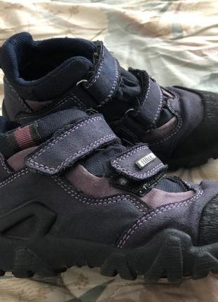 Ботиночки deltex 30р