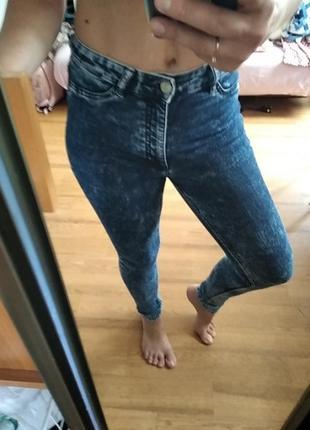 H&m джинсы скинни размер 36/s