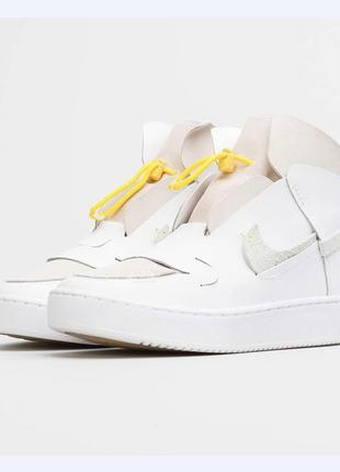 Nike vandalized