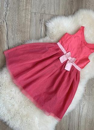 Блестящее платье от нм