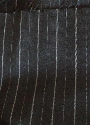Ткань костюмная (шерсть с лавсаном) 140 х 100 см