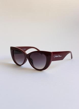 Женские солнцезащитные очки кошечки лисички/ жіночі сонцезахисні окуляри