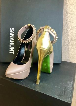 Шикарные туфли , оригинал ruthie davis