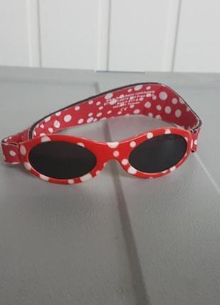 Очки солнцезащитные baby  banz