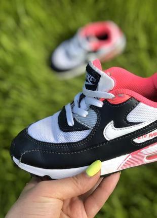 Детские кроссовки nike air max original 27