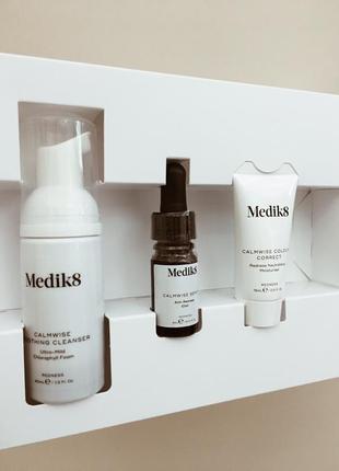 Medik8 calmwise discovery kit набор от покраснения кожи