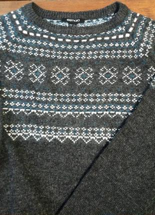 Свитер мужской есмара свитер для чоловіка розмір л