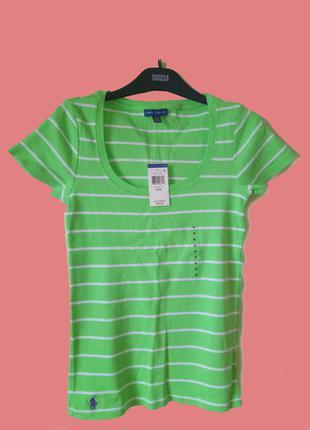 Женская футболка ralph lauren