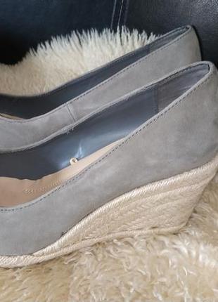 Marks & spencer туфлі замші