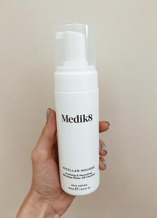 Micellar mouss питательный мусс для очищения кожи medik8