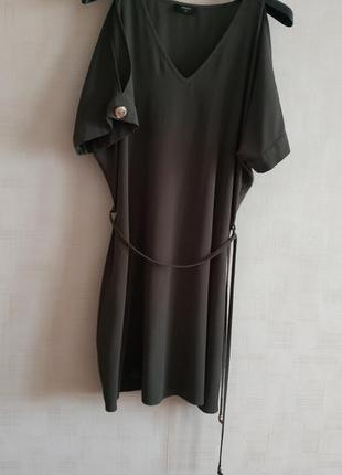 Шикарное молодёжное платье