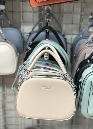 Женская сумка сумочка через плечо кросс боди david jones