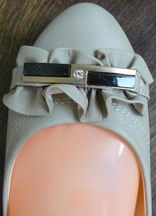Туфли-балетки в наличии 36-42 разм