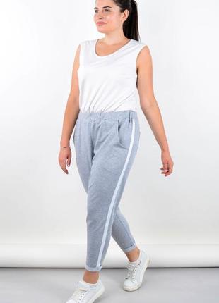 Спортивные штаны больших размеров, жіночі спортивні штани батал
