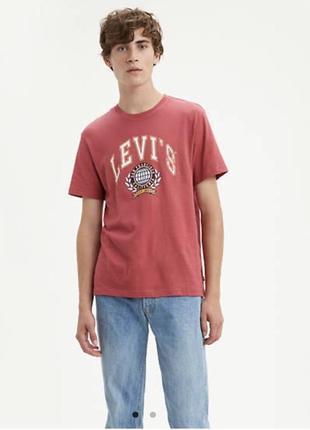 Мужская футболка levi's