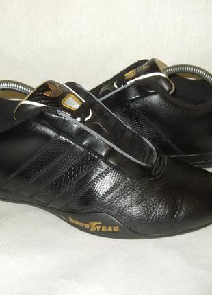 85e5e78b Кожаные фирменные кроссовки adidas goodyear race оригинал Adidas ...