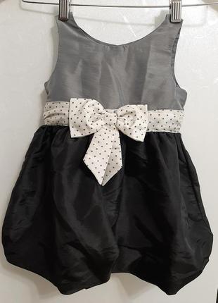 Шикарное нарядное платье для маленькой модницы h&m р. 74-86-92 (9 мес – 2 года)