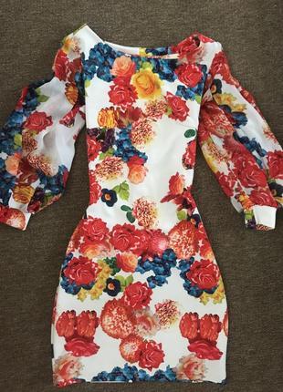 Платье под вышиванку