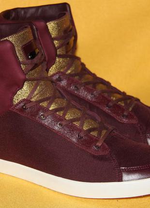 Кроссовки, сникерсы, хайтопы adidas slvr р.40 стелька 26 см