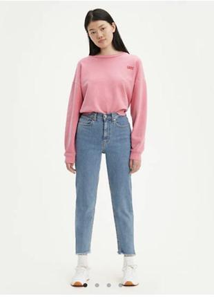 Женские джинсы mom levi's