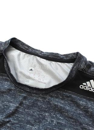 Adidas techfit climalite рашгард на короткий рукав