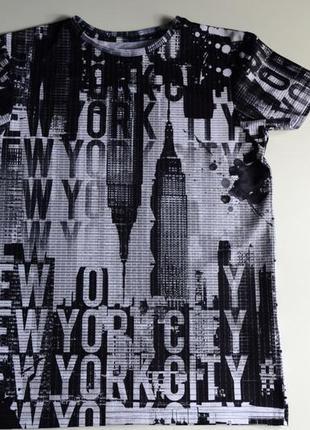 Футболка newyork rebel