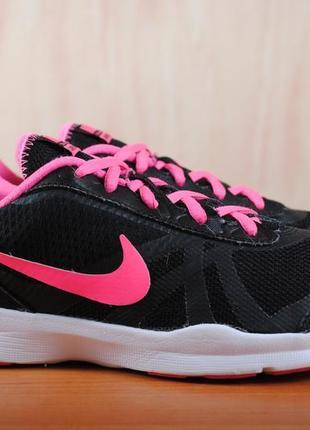 Черные кроссовки nike training core motion tr 2, 40.5 размер. оригинал