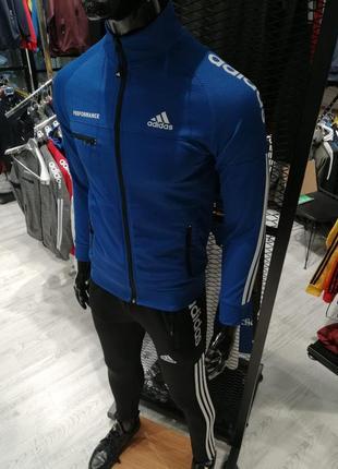 Спортивный костюм adidas мужской со скидкой премиальное качество цена топчик
